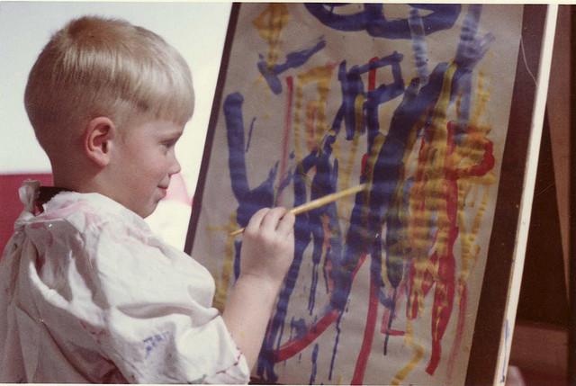 Schilderijtjes Maken Knutselen Kinderknalfeest