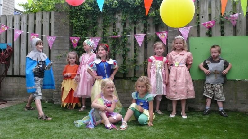 Feestjes voor kinderen
