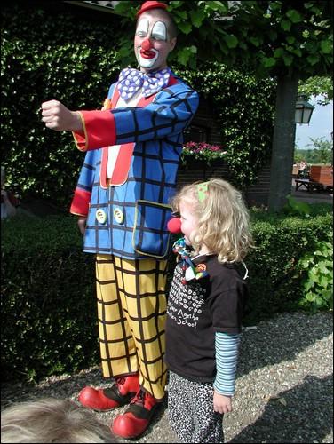 Jibbe de Clown